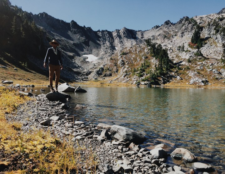 Physically Lost, Mentally Found: How My Trip Alone To the Pacific Northwest Changed Me