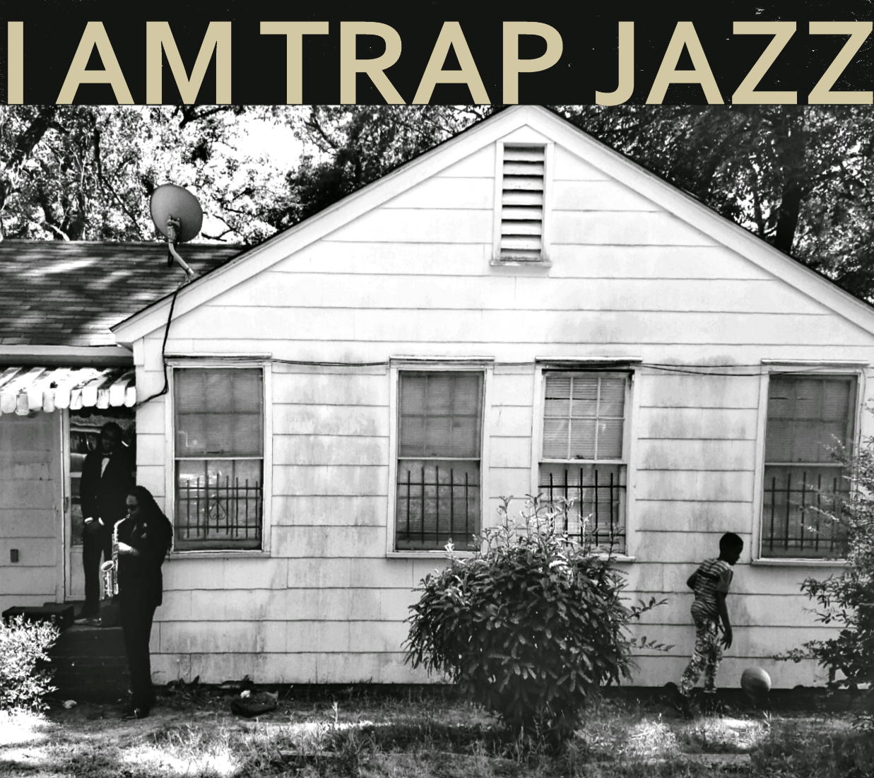 I am TrapJazz album cover