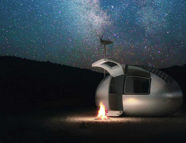Off-Grid Freedom Now Comes in a Capsule