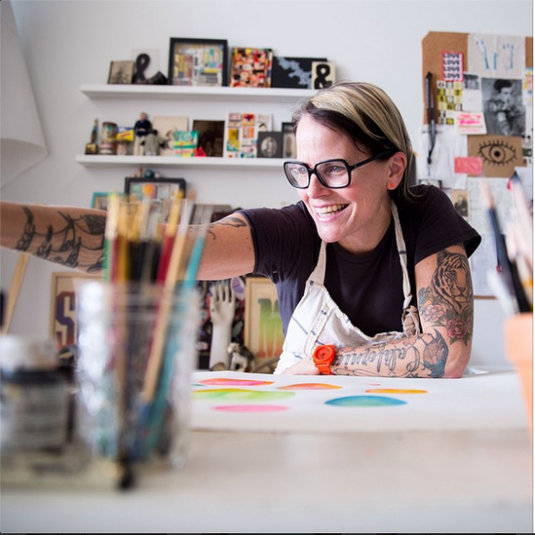 Lisa Congdon: Illustrator