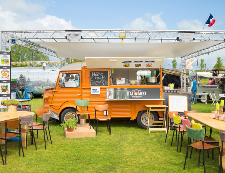 The Art Behind 5 of the Most Creative Food Trucks in the World