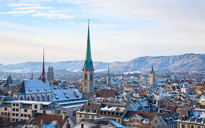 Swiss Dreaming: How To Spend One Perfect Day In Zurich