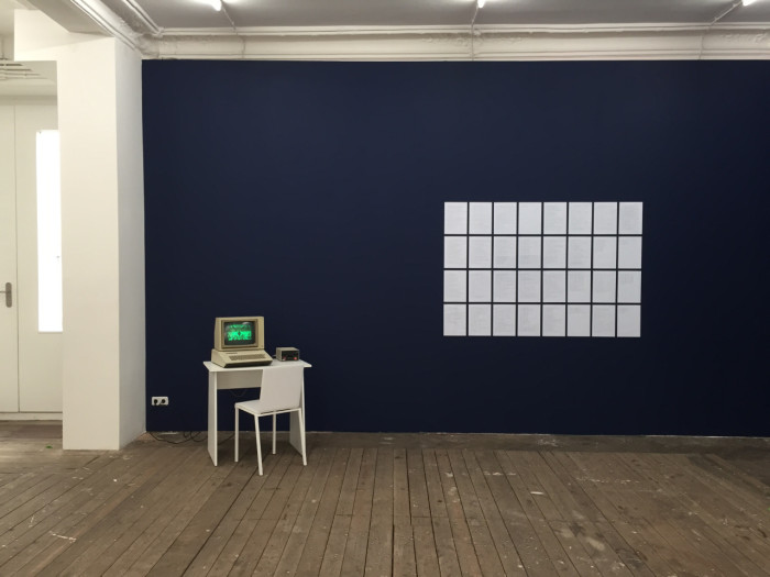 """Artificial Intelligence"" Exhibition at EIGEN + ART Lab"